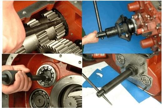 此套富勒变速箱配套的全套工具适用于斯太尔91系列各型重型汽车,以及