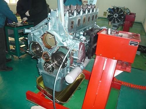 潍柴发动机专用维修工具使用说明(二)