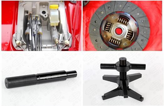 离合器压盘故障现象_离合器维修工具-田中教您-离合器不分离原因及解决方法