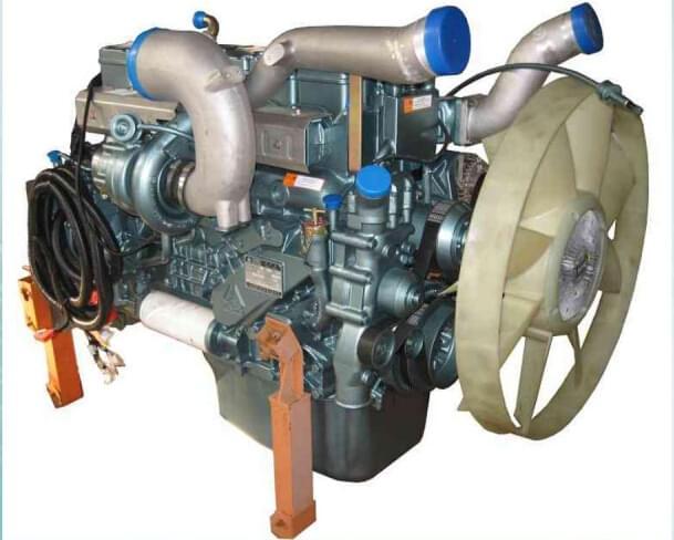 电控共轨柴油机_【卡车技术资料】田中工贸 带您认识中国重汽D12系列发动机