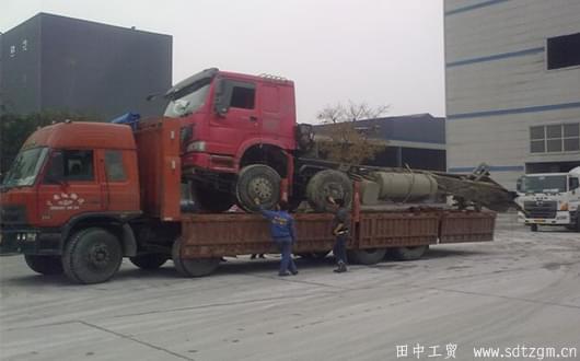 卡车修理厂所需的维修工具有哪些 田中给您一一道来
