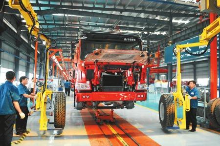卡车生产制造
