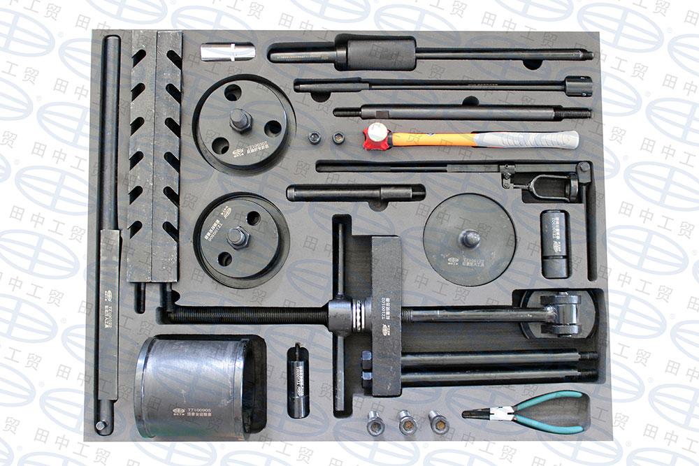 重卡维修需要哪些工具设备?来田中-重卡维修工具储备库
