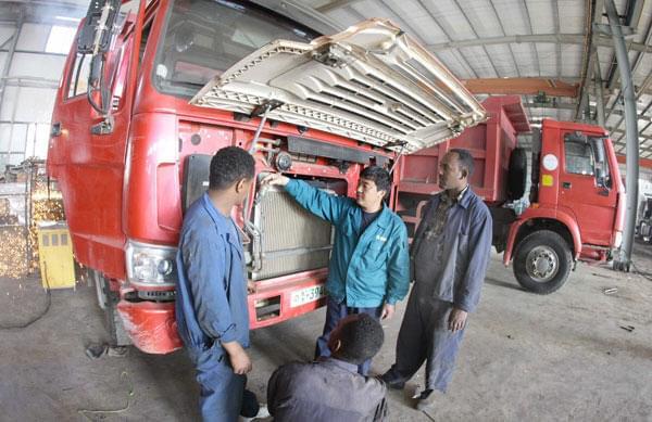 开大车修理厂需要哪些工具和设备?  需要什么手续和流程?