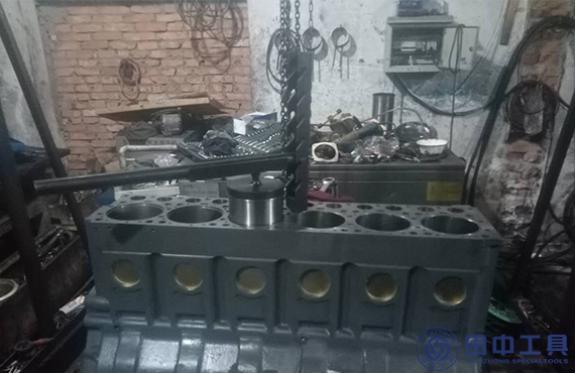 【河北】如何使用缸套压入工具,点击一下您身边的案例了解下