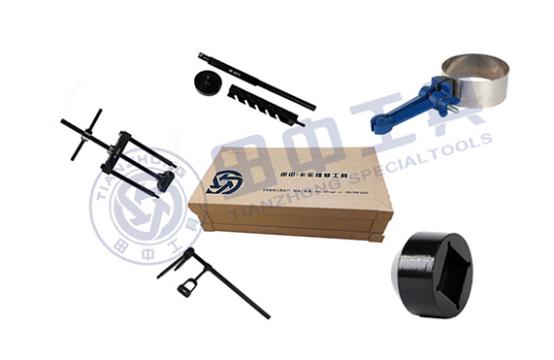 一套潍柴发动机工具,满足你发动机拆装的要求
