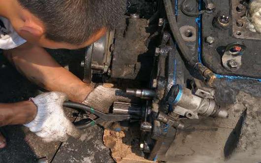维修师傅都在使用的田中卡车维修工具设备!您居然不知道?