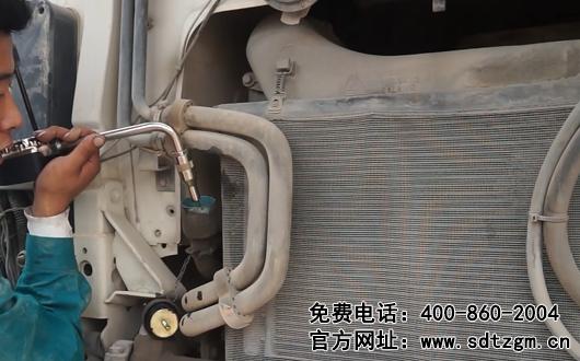 山东田中机械设备给大家介绍卡车养护抢修服务车能完成的功能