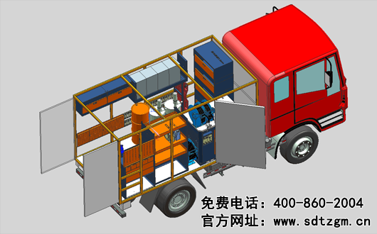 山东田中机械设备 郑重承诺卡车养护抢修服务车售后服务保障