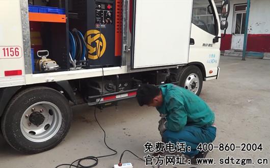 选购卡车救援服务车要注意什么 山东田中设备告诉您