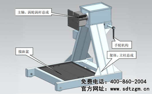 山东田中工具告诉您上菲红发动机翻转架的组成