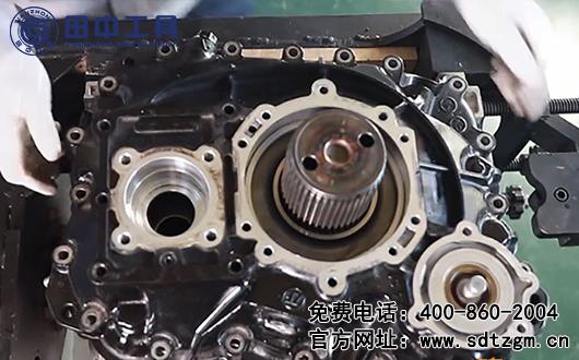 ZF16档变速器后箱拆卸流程,进来了解了解
