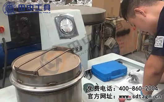 排气背压检测设备使用流程