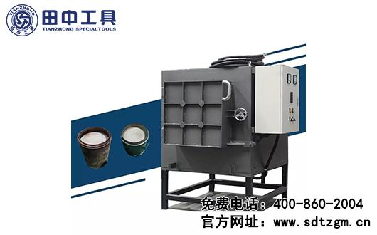 DPF高温再生炉使用流程