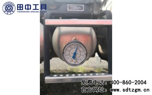 如何检测空气干燥器故障?来山东田中看一看