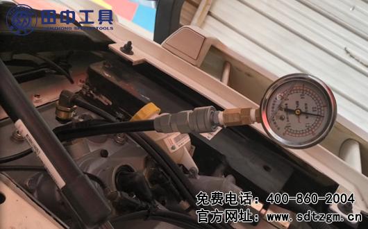 如何检测刹车总泵故障?来山东田中看一看