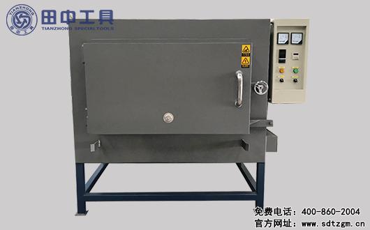DPF清洗设备之一高温再生炉设备清洁优势