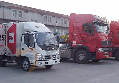 采购道路救援车就到山东田中机械设备