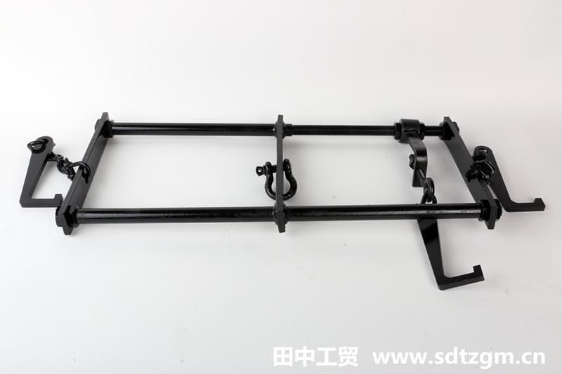 产品说明:济南田中生产的发动机吊具(发动机吊架)结构紧凑,安全牢固