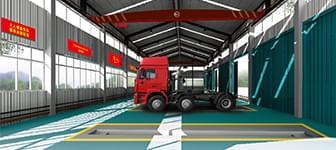 三类货车修理厂(专修车间)