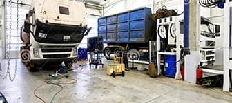 一类二类货车修理厂方案