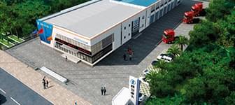 陕汽服务站建站方案