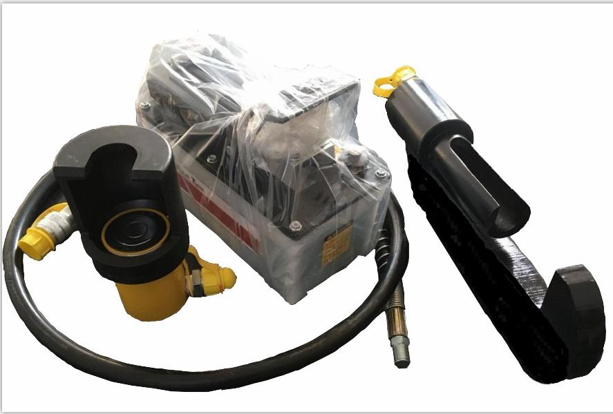 边减桥轮胎轮毂螺丝安装工具气动球头取出器