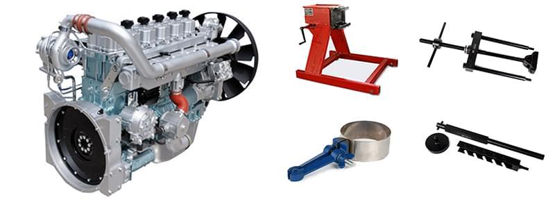 1014--重汽T10天然气发动机维修工具