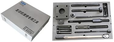 重汽WT615发动机维修工具[17件套]