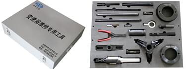 重汽变速箱维修工具[HW12706T/17件套]