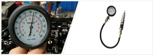 重汽曼发动机气缸压力表