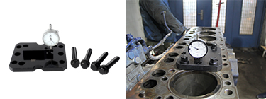 WP10H缸套凸出量测量工具