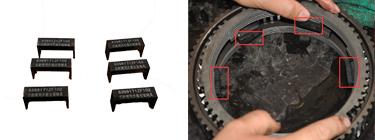后副箱同步器安装辅具